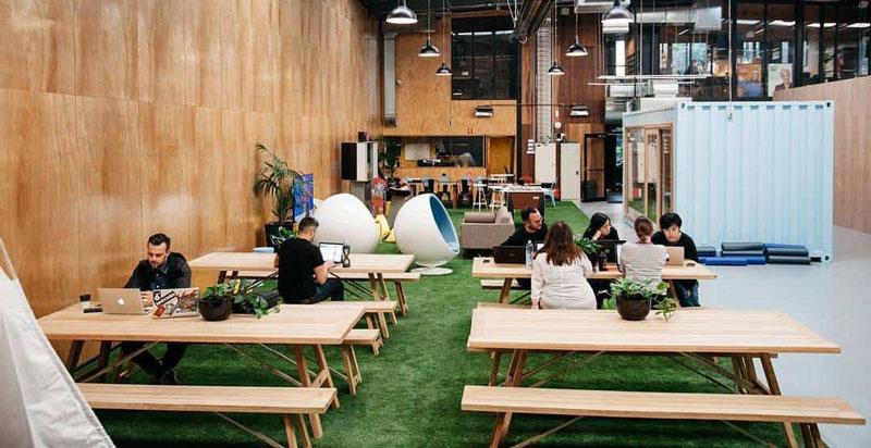 Giới thiệu đến bạn mô hình Co-working space Cafe