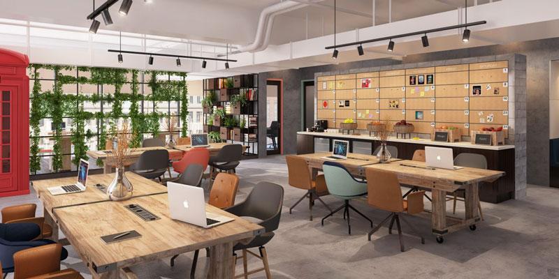Lợi ích của doanh nghiệp khi thuê văn phòng chia sẻ